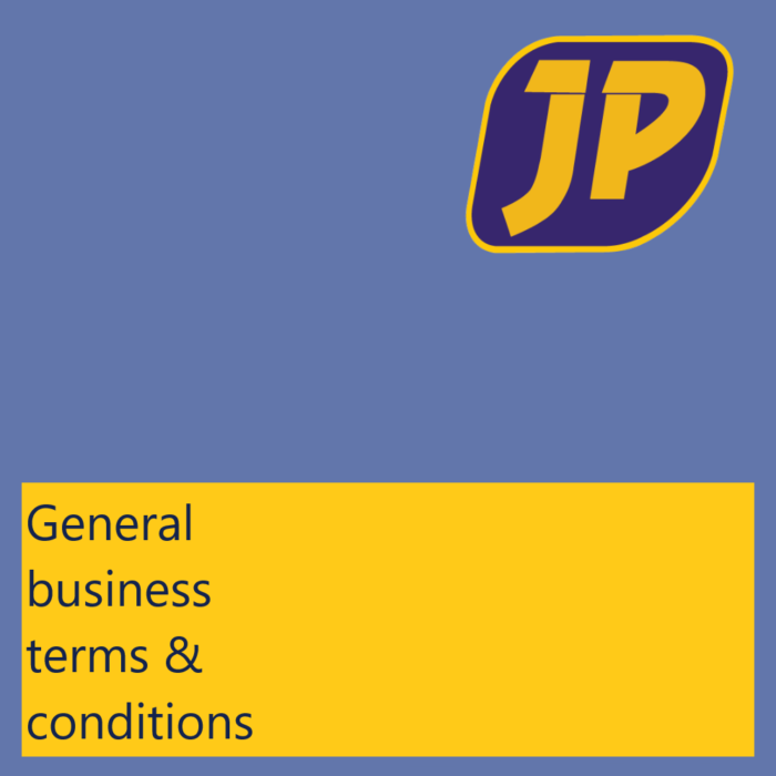 General business terms & conditions - jasplastik-en