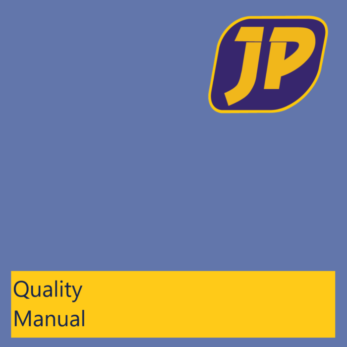 Quality Manual - jasplastik-en